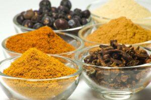 Gewürze als Antioxidantien
