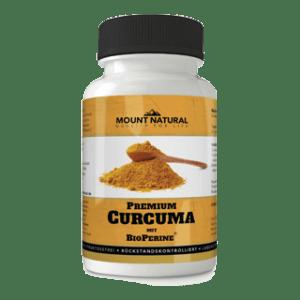 Premium Curcuma mit Bioperine