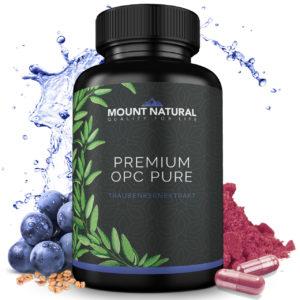 OPC Traubenkern Extrakt Mount Natural beste Qualität