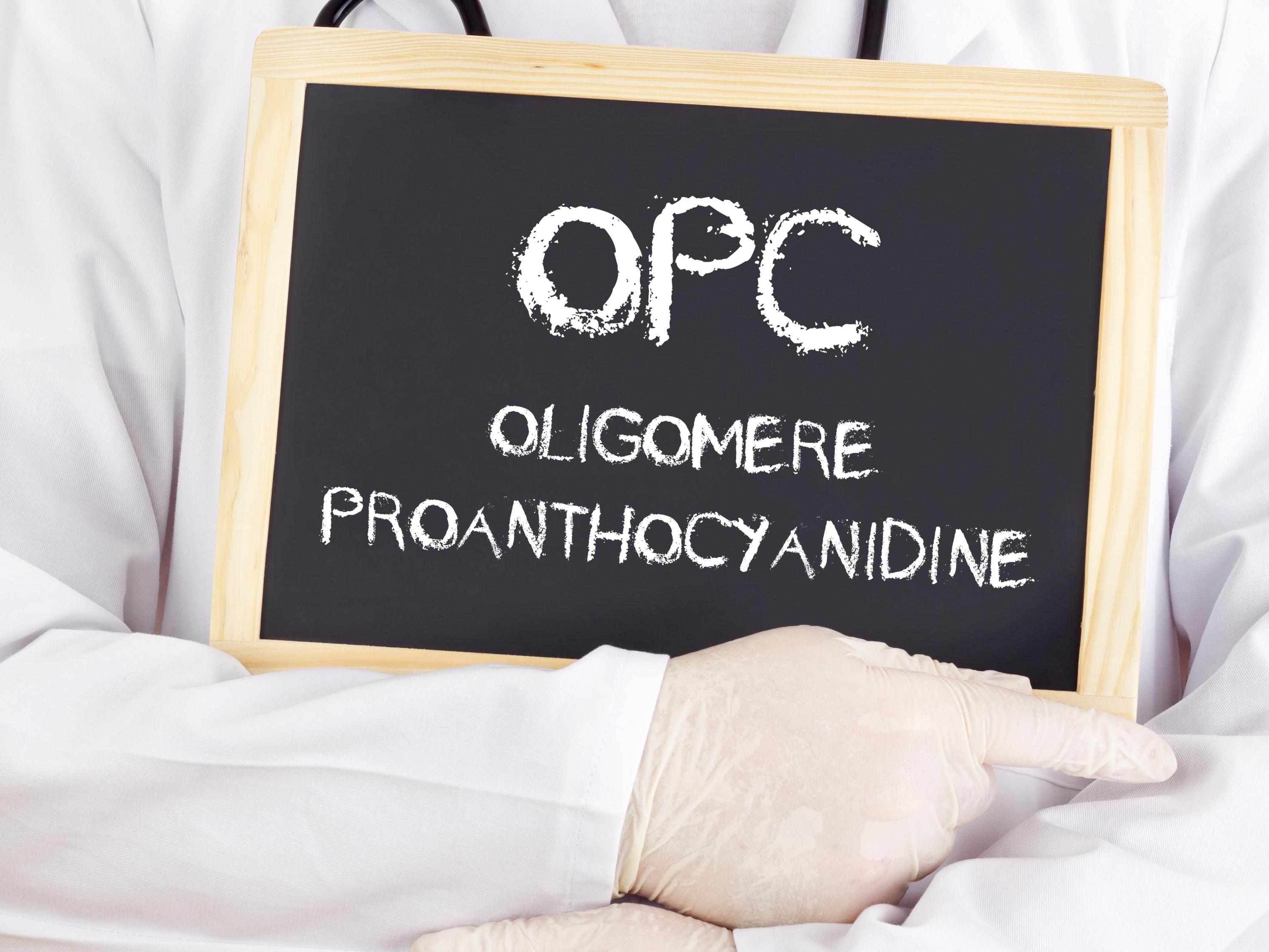 OPC Mount Natural Oligomere Procyanidine Das schmutzige Geschäft mit OPC