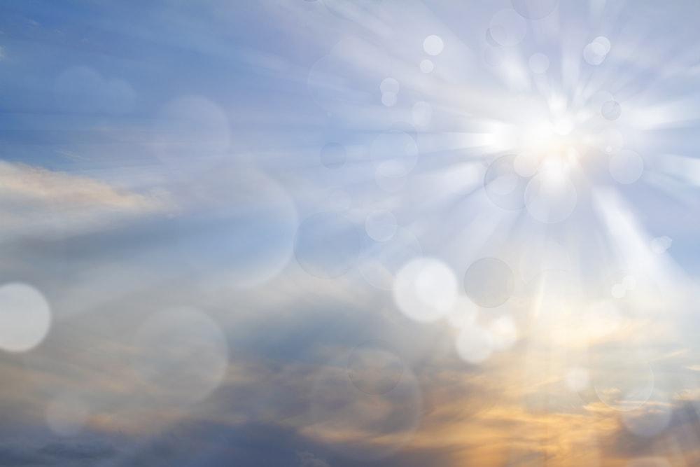 Für die Bildung von Vitamin D im Körper unerlässlich: Sonnenstrahlung