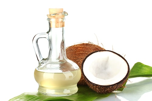 Pflanzlich vegan Kokosöl MCT Mittelkettige Triglyceride