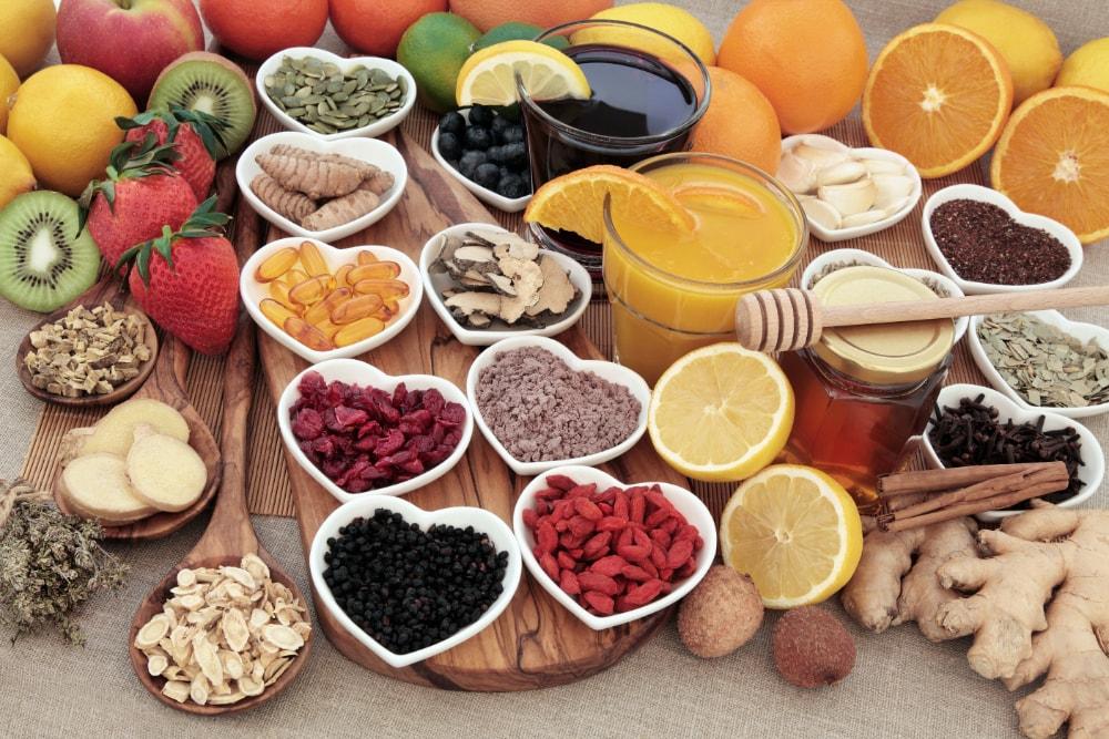 Immunsystem stärken mit diesen Lebensmitteln