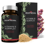 MOUNT NATURAL Vitamin B Komplex aus Quinoa-Keimlingen