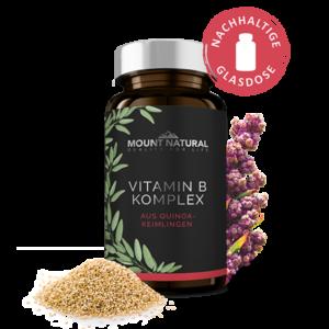 MOUNT NATURAL Vitamin B Komplex