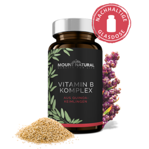 MOUNT NATURAL Vitamin B Komplex