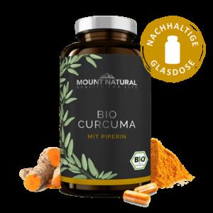 MOUNT NATURAL Bio Curcuma