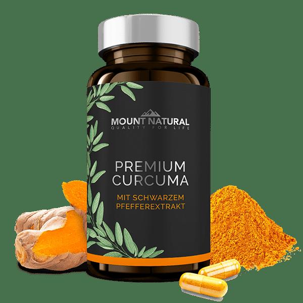 Produktbild Premium Curcuma