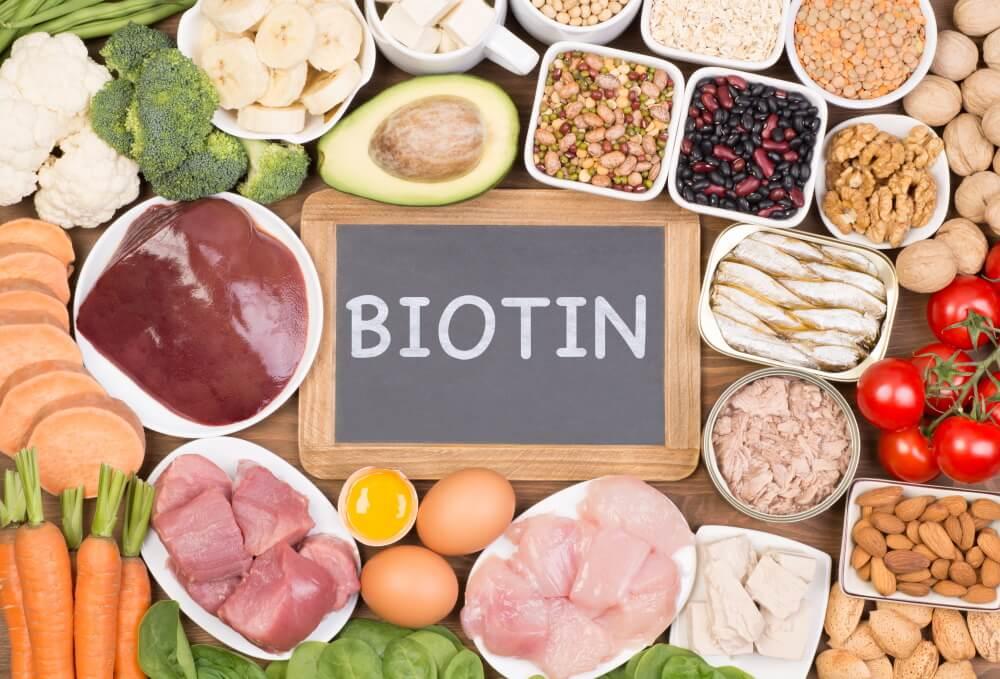 Vitamin B7 Lebensmittel