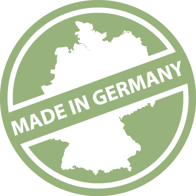 Badge Mount Natural - Made in Germany
