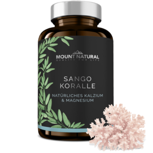 Mount Natural Sango Koralle Produktbild