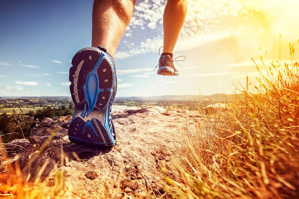 Joggen Ausdauersport für ein gesundes Herz