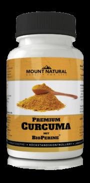 Mount Natural Premium Curcuma 2016