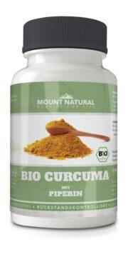 Mount Natural Bio Curcuma 2016