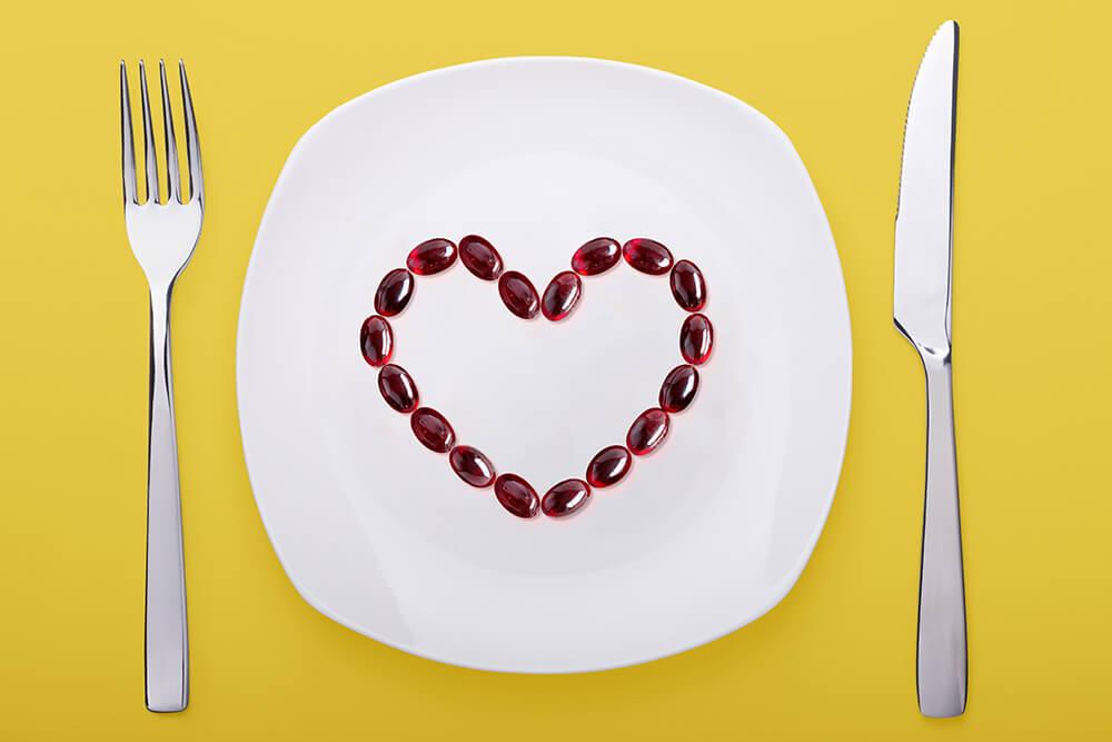 Omega 3 Fettsäuren Herz-Kreislauf-System