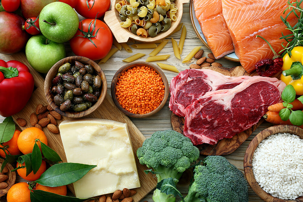 Cholin Quellen Nahrungsmittel