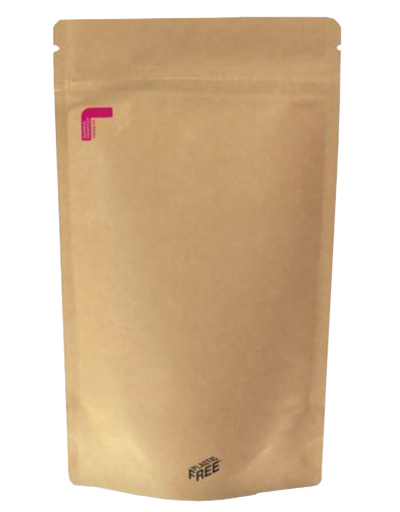 Gartenkompostierbare Doypacks plastikfrei